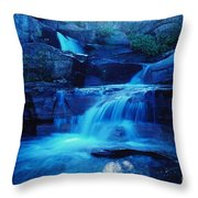 Quaint Falls  Throw Pillow