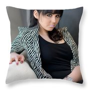 R 3.0 Throw Pillow