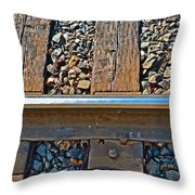 Rail Throw Pillow
