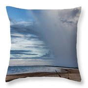 Rain Relief V2 Throw Pillow