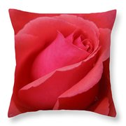 Raindrops On Roses Six Throw Pillow