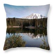 Rainier Serenity Throw Pillow
