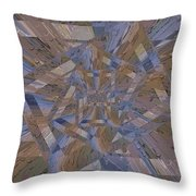 Rainy Day Portal 4 Throw Pillow