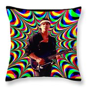 Randy Wolfe Throw Pillow