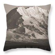 Rangell-st.elias Range Throw Pillow