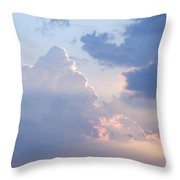 Reach For The Sky 4 Throw Pillow
