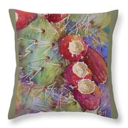 Ready For Picking Throw Pillow