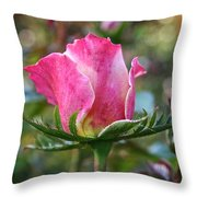 Ready To Face The Day Throw Pillow