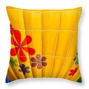 Ready To Fly High Throw Pillow