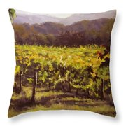 Ready To Harvest Throw Pillow