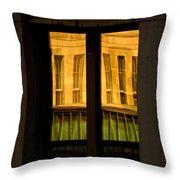 Rectangular Reflection Throw Pillow
