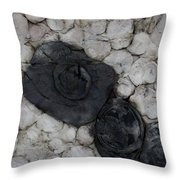 Recuerdos 6 Throw Pillow by Jorge Berlato