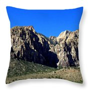 Red Rock Canyon 60 Throw Pillow