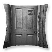 Redneck Burglar Alarm Throw Pillow