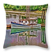 Reflection Hdr Throw Pillow