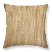 Reflection In Pond Throw Pillow