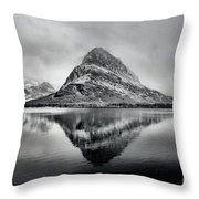 Reflections Of Grinnell Throw Pillow