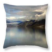 Reflections Of Stillness Throw Pillow