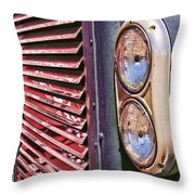 Reflective Grill Throw Pillow