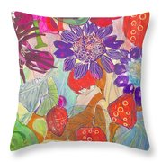 Refreshment IIi Throw Pillow