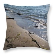 Relaxing Times Throw Pillow