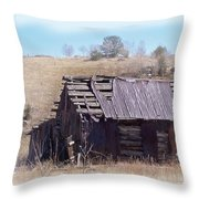 Remember When Throw Pillow by Ernie Echols