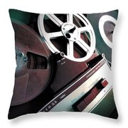 Remembering When  Throw Pillow by Gabe Arroyo