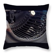 Remington 11 Detail Throw Pillow
