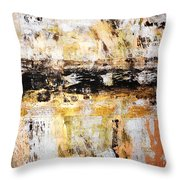 Renga Throw Pillow