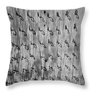 Repetition To Variation 1b Throw Pillow
