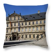 Residence Place - Bamberg Throw Pillow