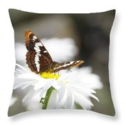 Resting Awhile Throw Pillow