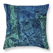 Rhapsody Of Colors 45 Throw Pillow