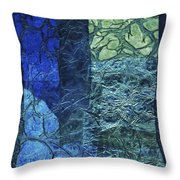Rhapsody Of Colors 46 Throw Pillow
