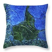 Rhapsody Of Colors 47 Throw Pillow
