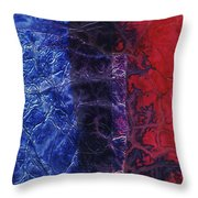 Rhapsody Of Colors 54 Throw Pillow