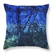 Rhapsody Of Colors 65 Throw Pillow