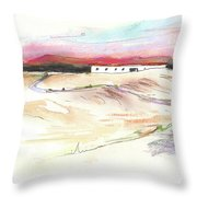 Ribera Del Duero In Spain 09 Throw Pillow
