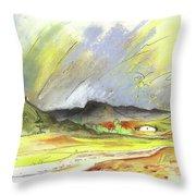 Ribera Del Duero In Spain 10 Throw Pillow
