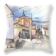 Ribera Del Duero In Spain 12 Throw Pillow