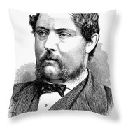 Richard Anthony Proctor Throw Pillow
