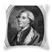 Richard Grenville-temple Throw Pillow