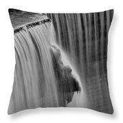 Rideau Falls Throw Pillow