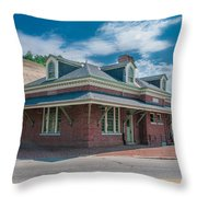 Ridgway Depot 16744 Throw Pillow
