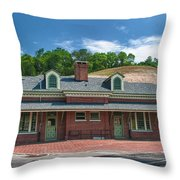 Ridgway Depot 16747 Throw Pillow