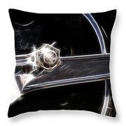 Right On Track Throw Pillow