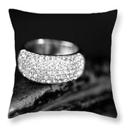 Ring Me In Throw Pillow
