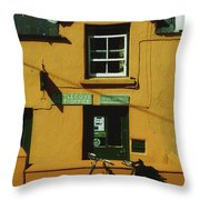 Ring Of Kerry, Co Kerry, Ireland Post Throw Pillow