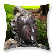 Ringling Art Throw Pillow