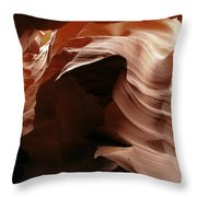 Ripples In The Stone Throw Pillow